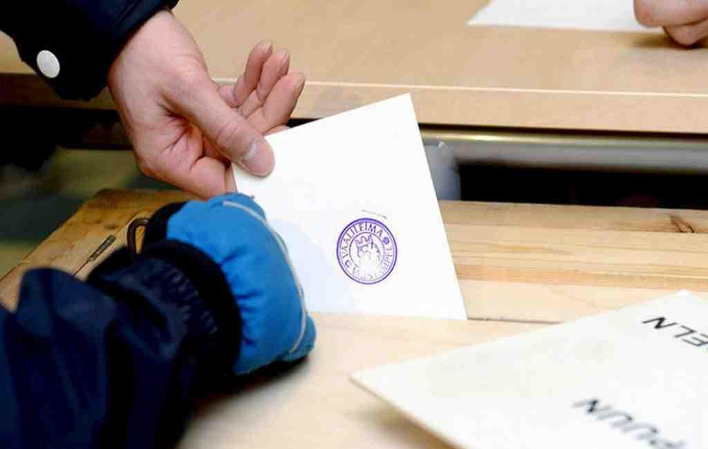ВФинляндии проходит голосование напрезидентских выборах