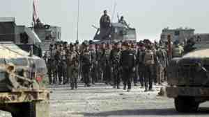 На границе Ирака и Сирии ликвидированы боевики ИГИЛ*