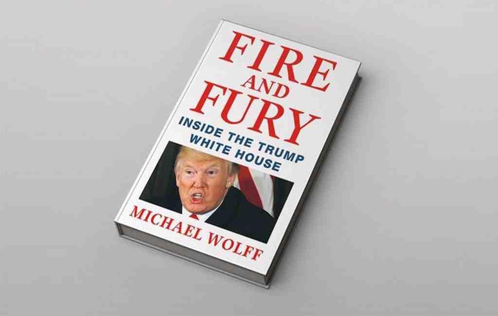 «Акороль-то голый»: автор книги оТрампе предвидит отставку президента