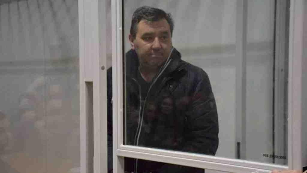 Николаевский оппозиционер Копейка прибыл всуд для избрания меры пресечения