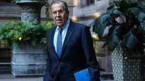 Лавров отправится в Нью-Йорк на заседания Совбеза ООН