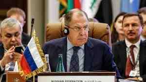 Лавров: РФ будет способствовать диалогу Палестины и Израиля