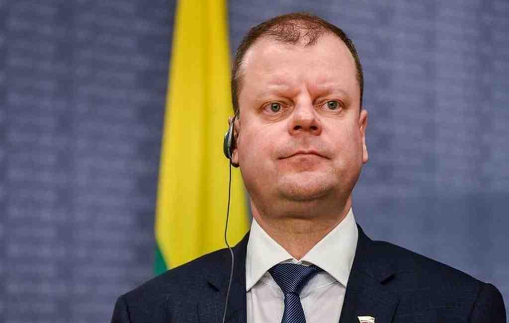 Премьер Литвы объявил онеобходимости восстановления контактов сРФ
