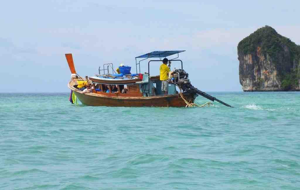 При взрыве моторной лодки вТаиланде пострадали как минимум 16 человек
