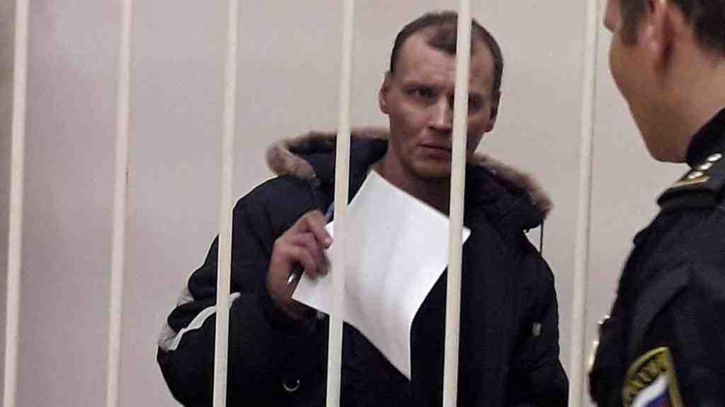 Обвиняемому втеракте впетербургском «Перекрестке» назначена судмедэкспертиза