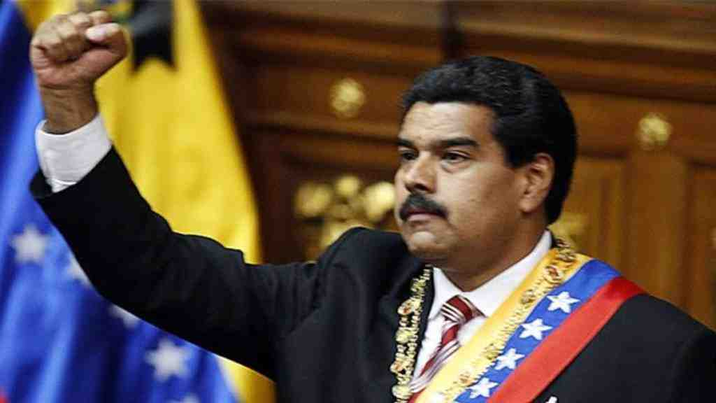 Мадуро объявил оготовности вновь выдвигаться напост президента Венесуэлы