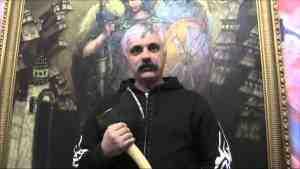 Войну в Донбассе Корчинский выдаёт за «благодать»