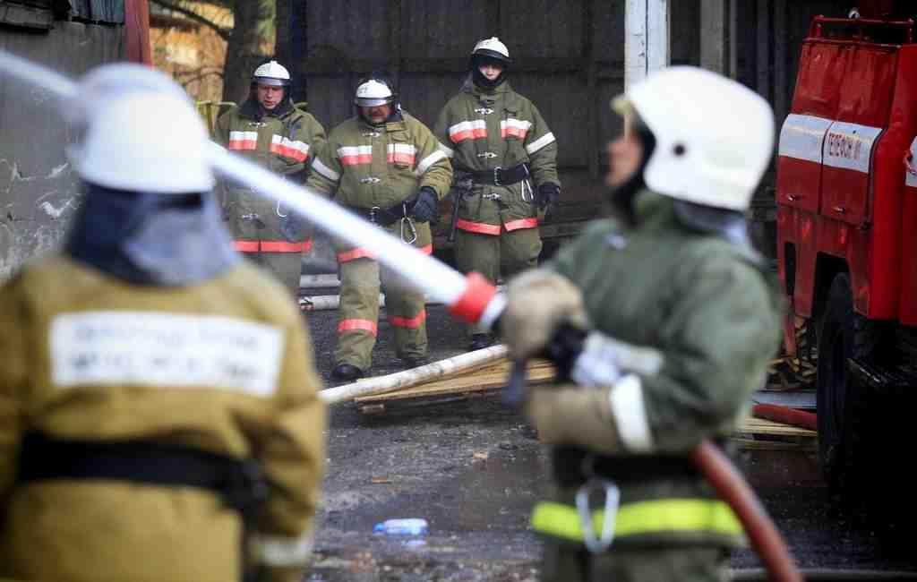 ВИнгушетии сгорел кабинет ПЦ «Мемориал»