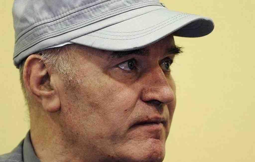 Угенерала Младича резко ухудшилось здоровье