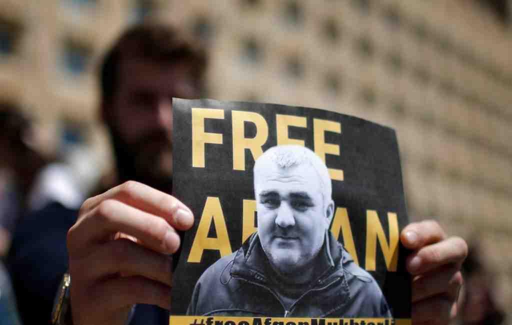Азербайджанского репортера  Афгана Мухтарлы приговорили к6 годам тюремного заключения
