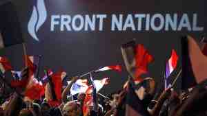 Ле Пен хочет изменить название «Национального фронта»