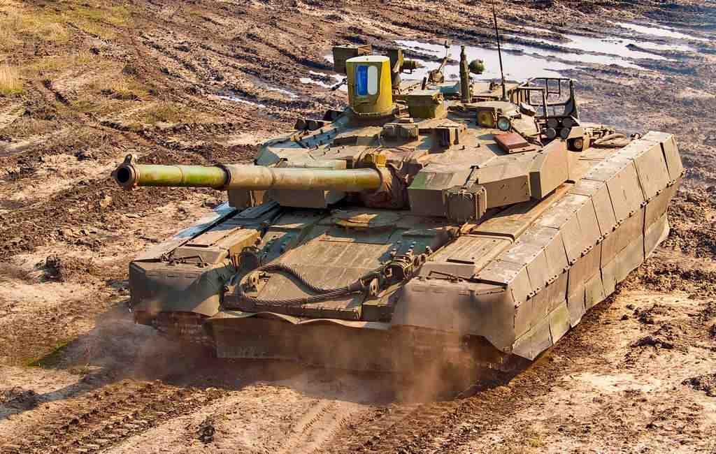 Партия харьковских танков «Оплот» отправилась вТаиланд изУкраины