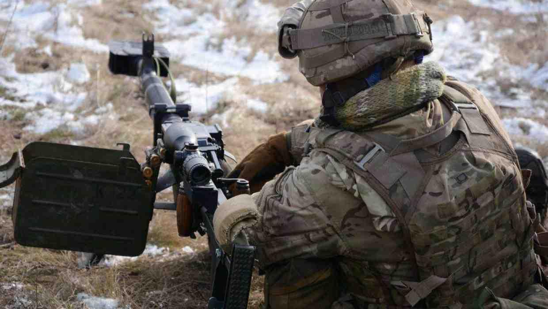 Командование ДНР: ВСУ вканун Рождества обстреляли агломерацию Донецка иГорловку