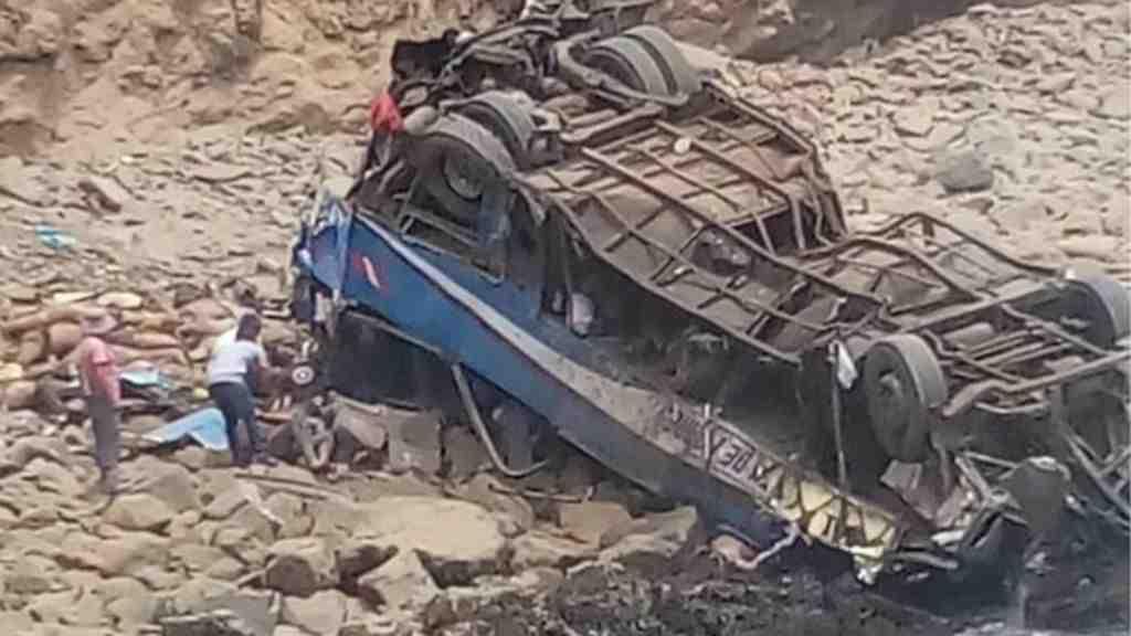 Число погибших ДТП вПеру выросло до 36 человек