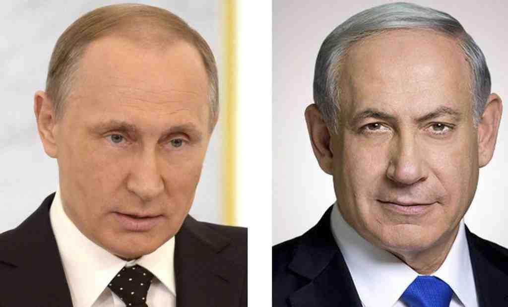 ВКремле подтвердили встречу В.Путина иНетаньяху 29января
