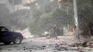 Турецкий город Рейханлы обстреляли из Африна