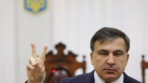 СБУ вызвала Саакашвили на допрос 16 января