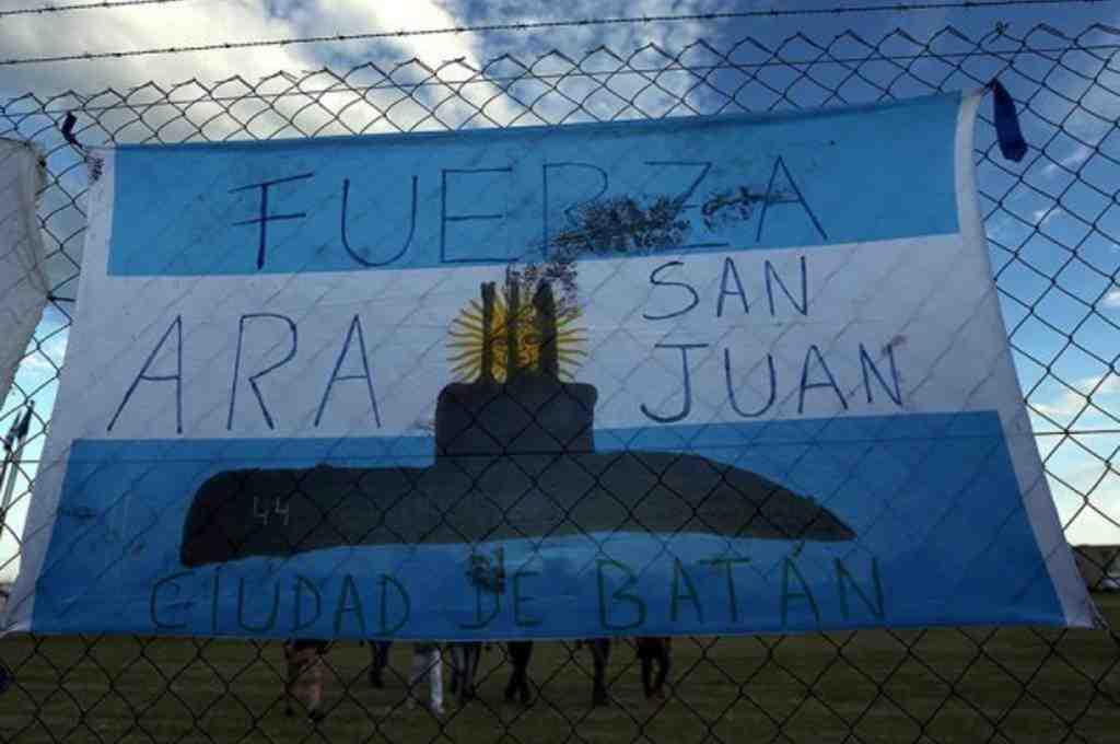 Аргентинцы поблагодарили Российскую Федерацию  запомощь впоисках исчезнувшей подлодки