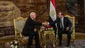 США и Египет стоят «плечом к плечу»-Пенс