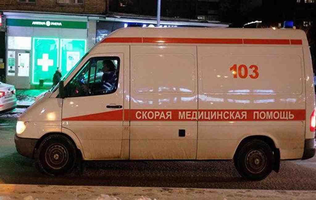 Девять человек пострадали при столкновении маршрутки итроллейбуса вРязани