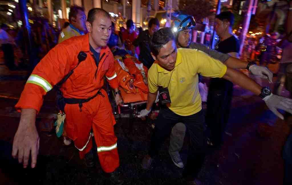 Нарынке вТаиланде произошел взрыв: трое погибших, 18 раненых