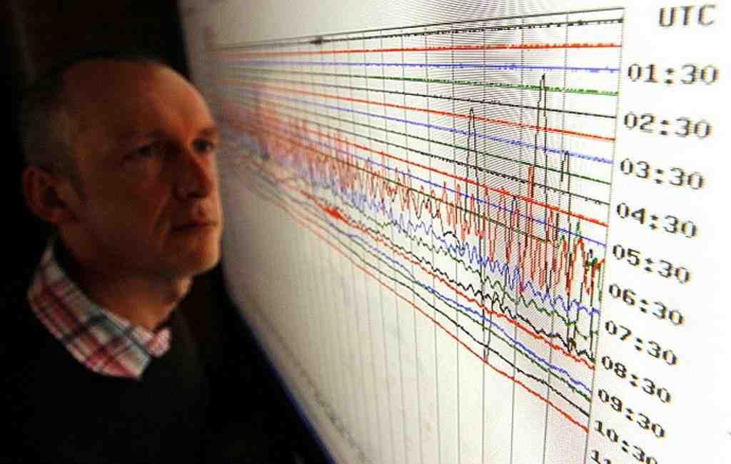 Землетрясение магнитудой 7,8 случилось вКарибском море уберегов Гондураса
