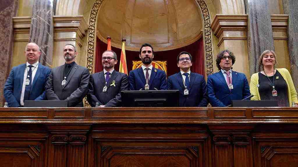 Председатель парламента Каталонии предложил пост руководителя правительства опального Пучдемона