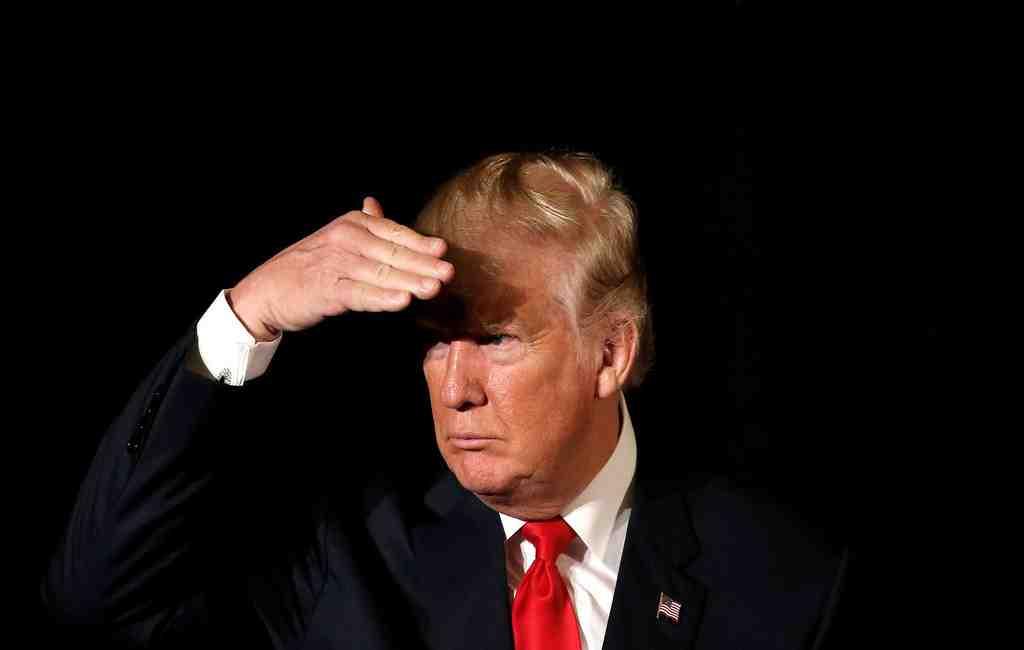 Опрос: «Любовь» кСША вмире при Трампе составляет 30 процентов
