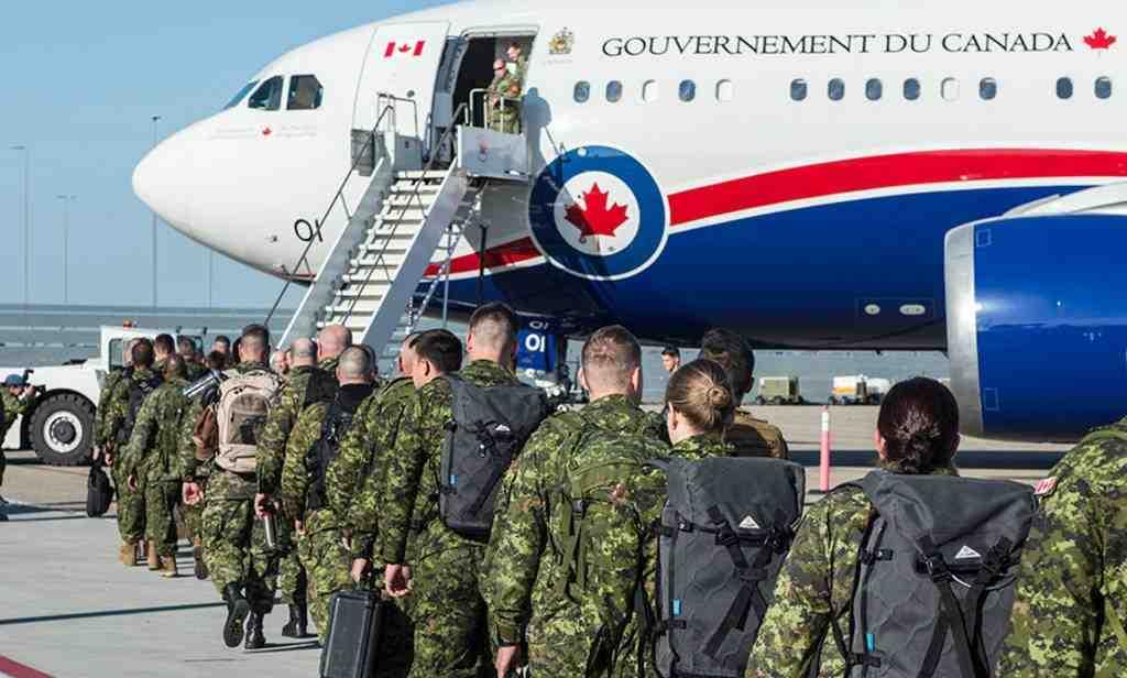 Канада увеличила количество инструкторов для ВСУ