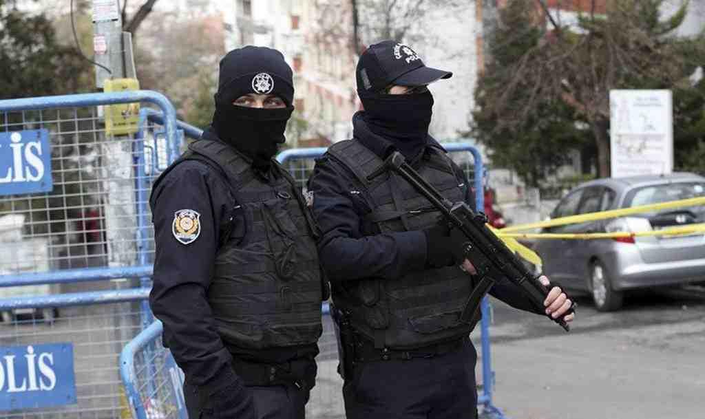 Турецкие спецслужбы задержали «министра сельского хозяйства» ИГ