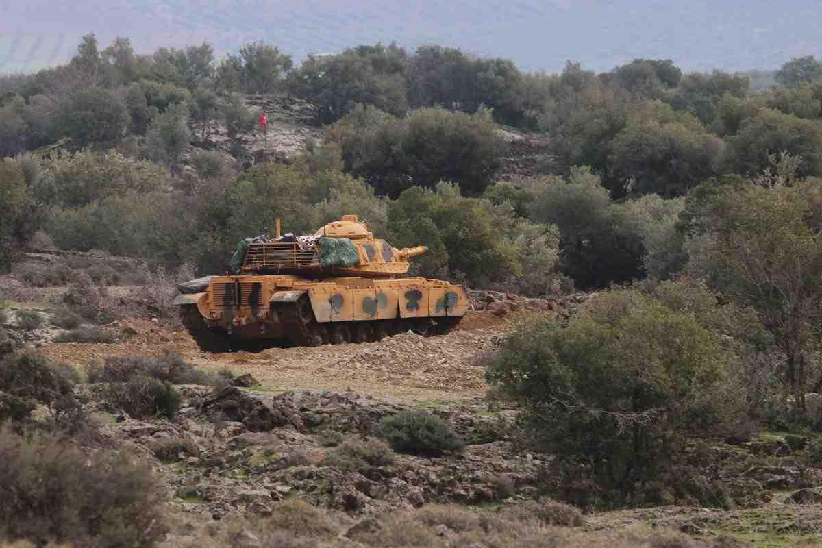 Турецкий премьер рассказал о цели операции «Оливковая ветвь» в Сирии