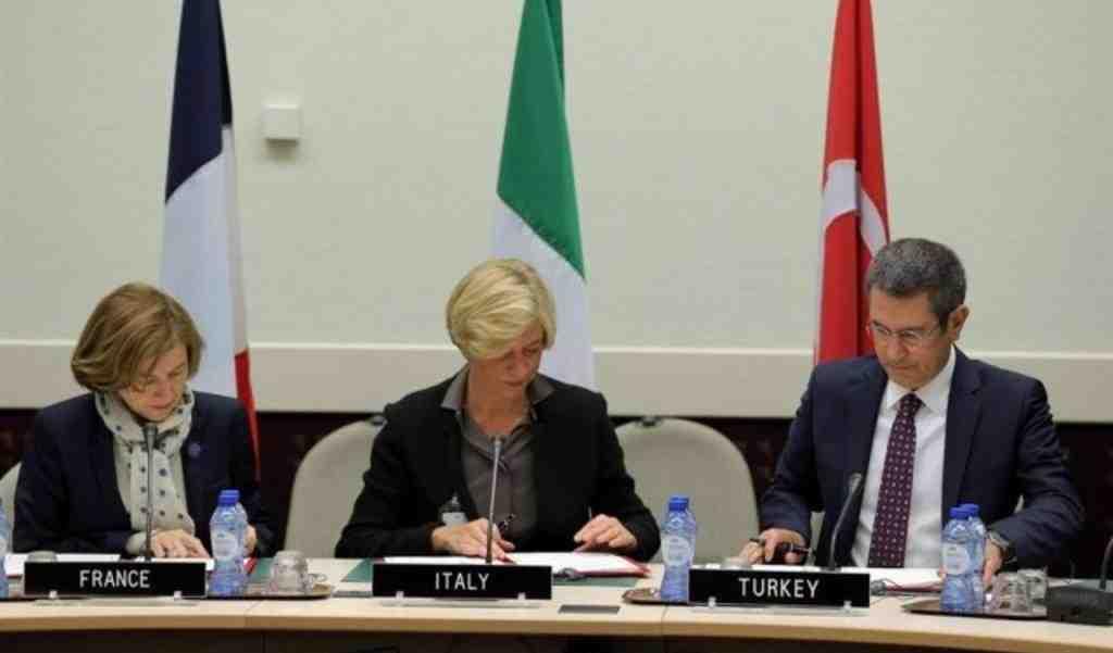 Анкара подписала соглашение сEurosam оразработке системы противоракетной обороны