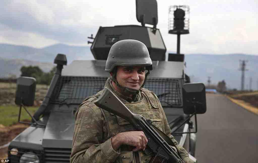 Анкара: Турция недавала никаких обещаний поАфрину