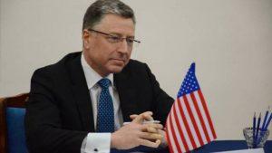 Волкер и глава украинского Генштаба обсудили ситуацию в Донбассе