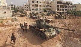 «Силы Тигра» освободили 16 сёл на севере провинции Хама за сутки