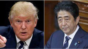 Трамп: Япония пообещала инвестировать в экономику США