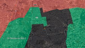 ИГИЛ захватило большую часть лагеря Ярмук близ Дамаска