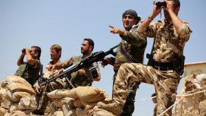 Курды отчитались об уничтожении турецкого бронетранспортера