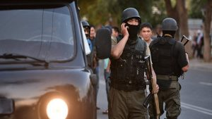 В Киргизии задержан террорист-смертник