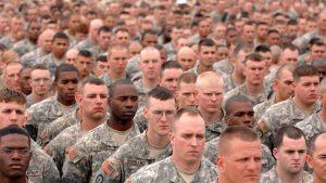 Столтенберг: США наращивают военное присутствие в Европе