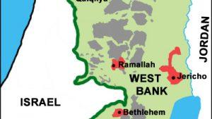 Палестина может вернуть Израилю управление Западным берегом Иордана
