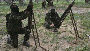 Из сектора Газа был осуществлен запуск ракет по Израилю