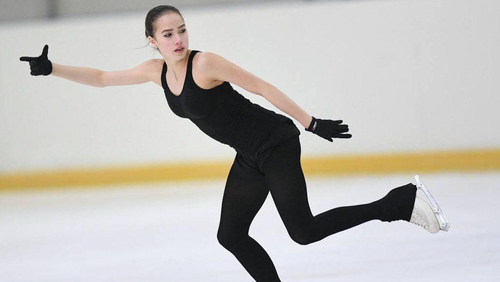 Офицеры WADA сорвали тренировку русской фигуристки Загитовой