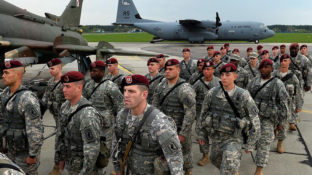 Пентагон задумался онаращивании военного присутствия вАзии из-за Китая