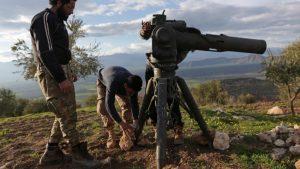 Ближний Восток. Оперативная лента военных событий 20.02.2018