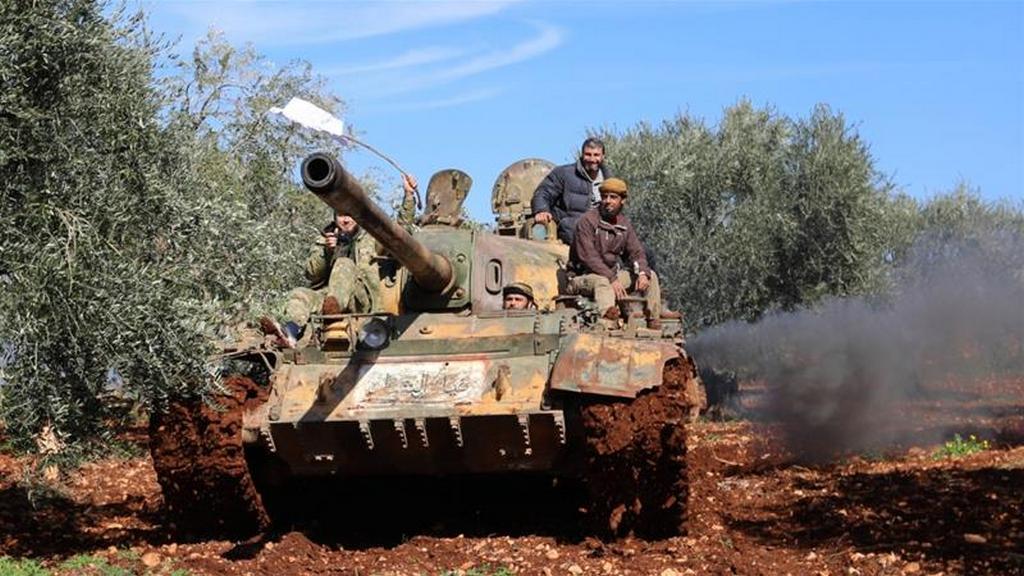 Эрдоган объявил оботступлении сирийского ополчения изАфрин