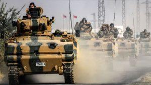 Турция ускорила проведение операции в Африне