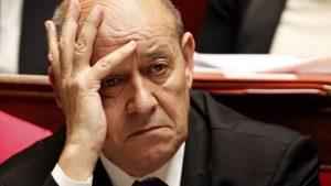 Глава МИД Франции посетит в ближайшие дни Москву