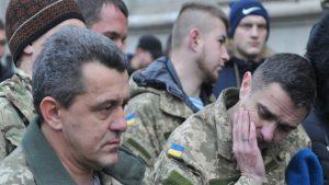 На Украине озвучили цифры суицидов в ВС