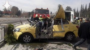 В Дамаске обстреляли российский Центр примирения